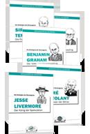 "Guru-Reports: ""Sir John Templeton"", ""Warren Buffett"", ""Benjamin Graham"" ""André Kostolany"" und ""Jesse Livermore"""