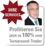 Profitieren Sie jetzt zu 100% vom Turnaround-Trader